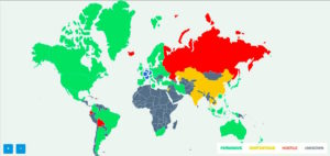 Is Bitcoin legal? Bitcoin Legality Based on Country